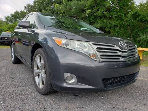 2009 Toyota Venza for sale at Jacob's Auto Sales Inc in West Bridgewater MA