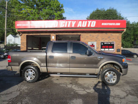 2006 Ford F-150 for sale at Red City  Auto in Omaha NE