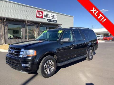 2015 Ford Expedition EL for sale at Wholesale Direct in Wilmington NC