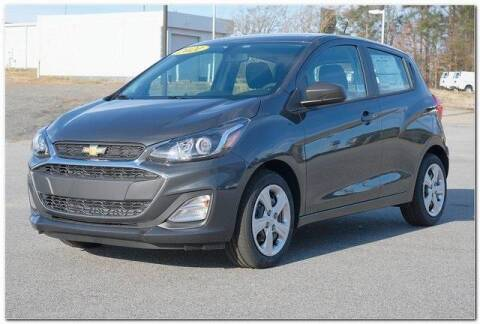 2021 Chevrolet Spark for sale at WHITE MOTORS INC in Roanoke Rapids NC