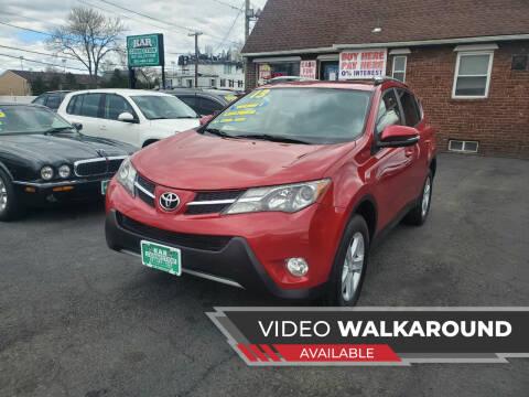 2013 Toyota RAV4 for sale at Kar Connection in Little Ferry NJ