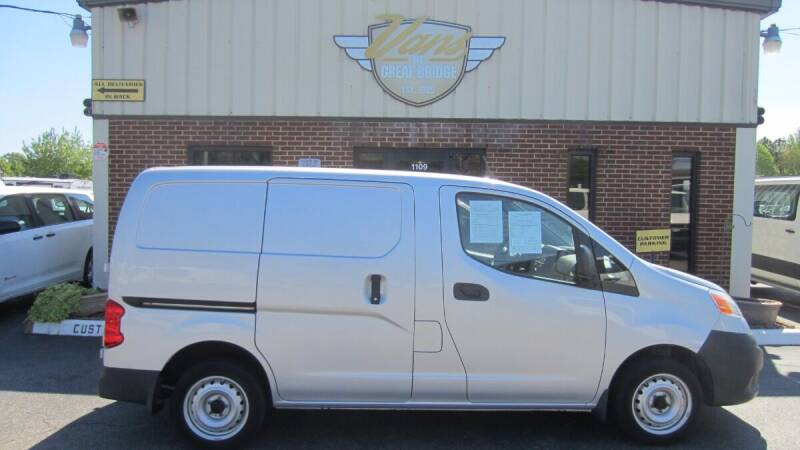 2015 Nissan NV200 for sale at Vans Of Great Bridge in Chesapeake VA