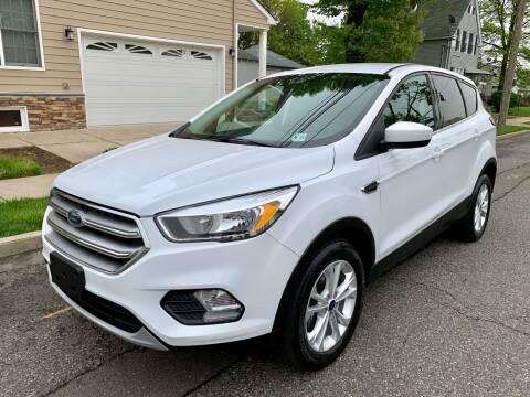 2017 Ford Escape for sale at Jordan Auto Group in Paterson NJ