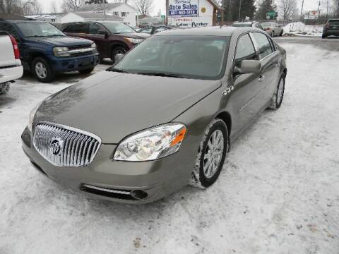 2011 Buick Lucerne for sale at Northwest Auto Sales in Farmington MN