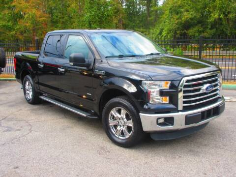 2016 Ford F-150 for sale at Garcia Trucks Auto Sales Inc. in Austell GA