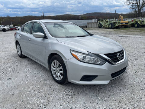 2018 Nissan Altima for sale at Ron Motor Inc. in Wantage NJ