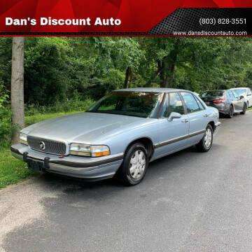 1996 Buick LeSabre for sale at Dan's Discount Auto in Gaston SC