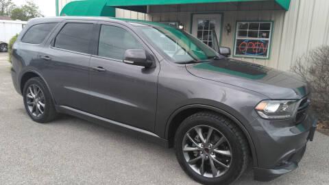 2017 Dodge Durango for sale at Haigler Motors Inc in Tyler TX