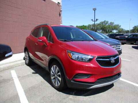 2018 Buick Encore for sale at SOUTHFIELD QUALITY CARS in Detroit MI
