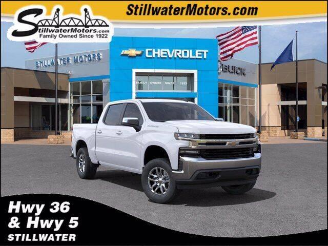 2021 Chevrolet Silverado 1500 for sale in Stillwater, MN