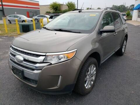 2013 Ford Edge for sale at Hi-Lo Auto Sales in Frederick MD