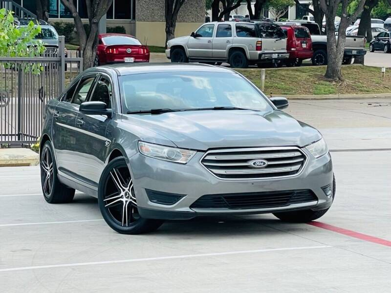 2013 Ford Taurus for sale at Texas Drive Auto in Dallas TX