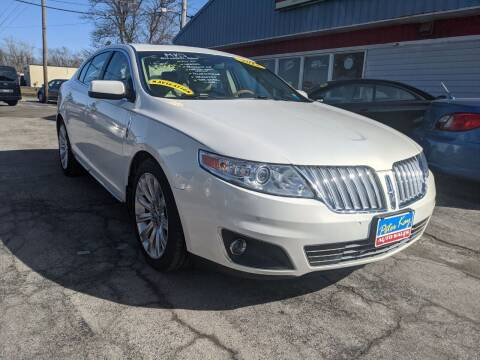 2012 Lincoln MKS for sale at Peter Kay Auto Sales in Alden NY