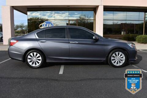 2013 Honda Accord for sale at GOLDIES MOTORS in Phoenix AZ