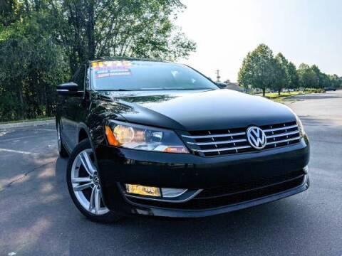 2013 Volkswagen Passat for sale at Bargain Auto Sales in Garden City ID