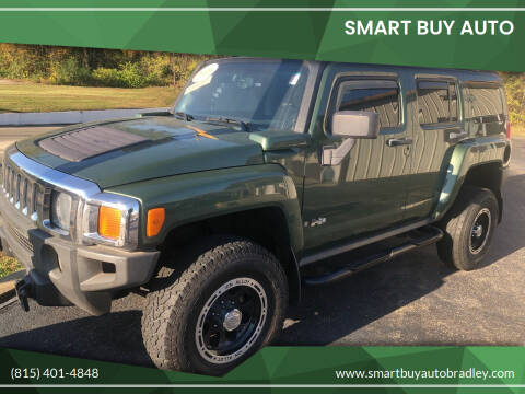 2006 HUMMER H3 for sale at Smart Buy Auto in Bradley IL