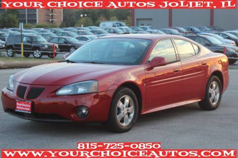 2008 Pontiac Grand Prix for sale at Your Choice Autos - Joliet in Joliet IL