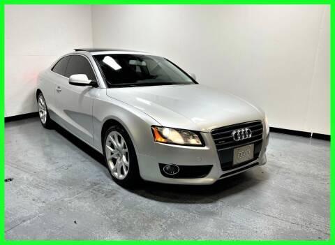 2012 Audi A5 for sale at AMG Auto Sales in Rancho Cordova CA