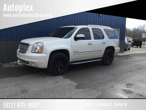 2014 GMC Yukon for sale at Autoplex in Sullivan IN