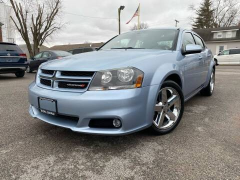 2013 Dodge Avenger for sale at Total Eclipse Auto Sales & Service in Red Bud IL