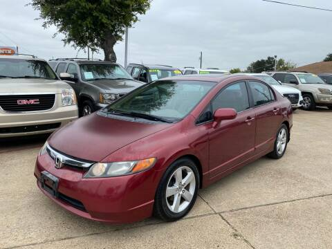 2007 Honda Civic for sale at CityWide Motors in Garland TX