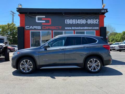 2017 BMW X1 for sale at Cars Direct in Ontario CA