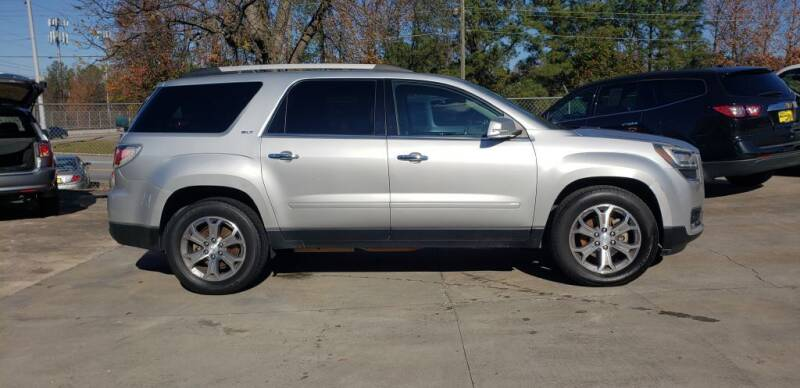2014 GMC Acadia for sale at On The Road Again Auto Sales in Doraville GA