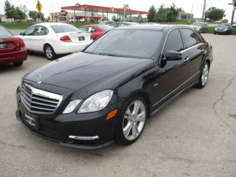 2012 Mercedes-Benz E-Class for sale at King's Kars in Marion IA