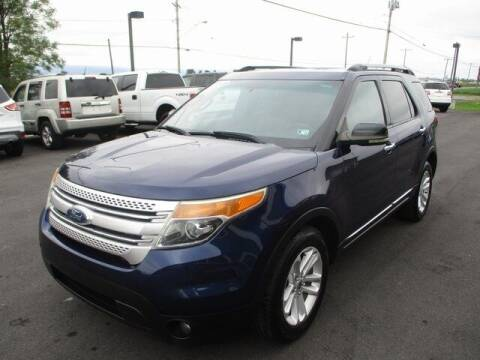 2011 Ford Explorer for sale at FINAL DRIVE AUTO SALES INC in Shippensburg PA