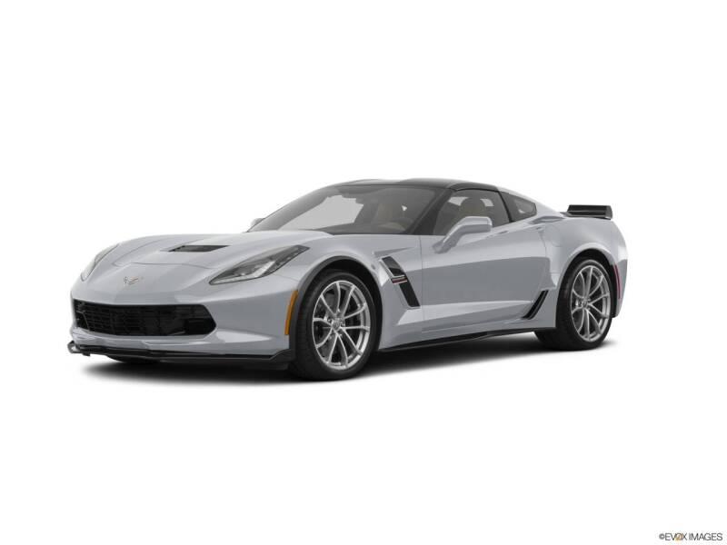 2017 Chevrolet Corvette for sale at Bourne's Auto Center in Daytona Beach FL