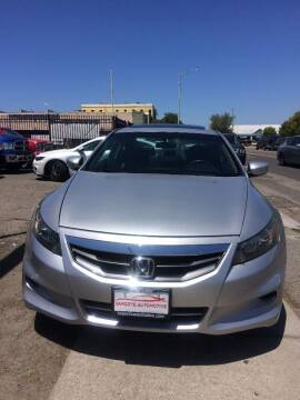 2012 Honda Accord for sale at Imports Auto Sales & Service in Alameda CA
