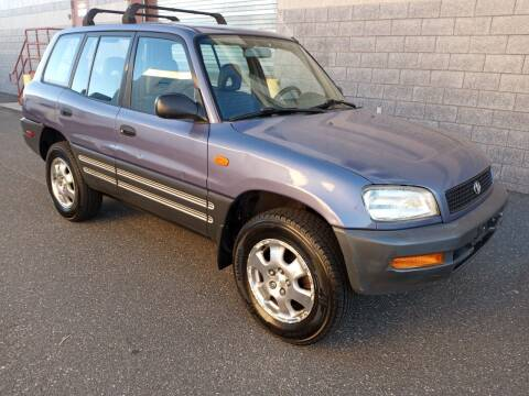 1996 Toyota RAV4 for sale at Autos Under 5000 + JR Transporting in Island Park NY