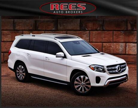 2018 Mercedes-Benz GLS for sale at REES AUTO BROKERS in Washington UT