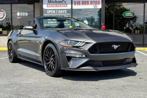 2019 Ford Mustang for sale at Michaels Auto Plaza in East Greenbush NY