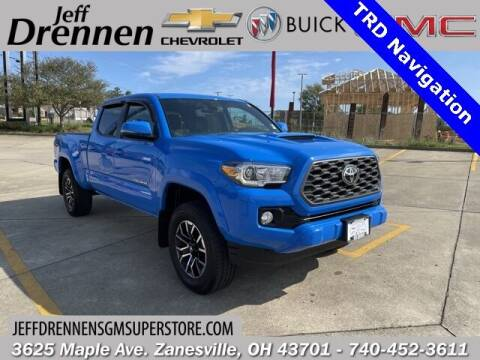 2020 Toyota Tacoma for sale at Jeff Drennen GM Superstore in Zanesville OH