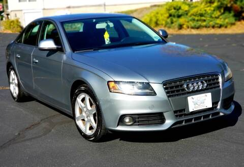 2009 Audi A4 for sale at Flying Wheels in Danville NH