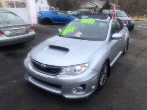 2014 Subaru Impreza for sale at Washington Auto Repair in Washington NJ