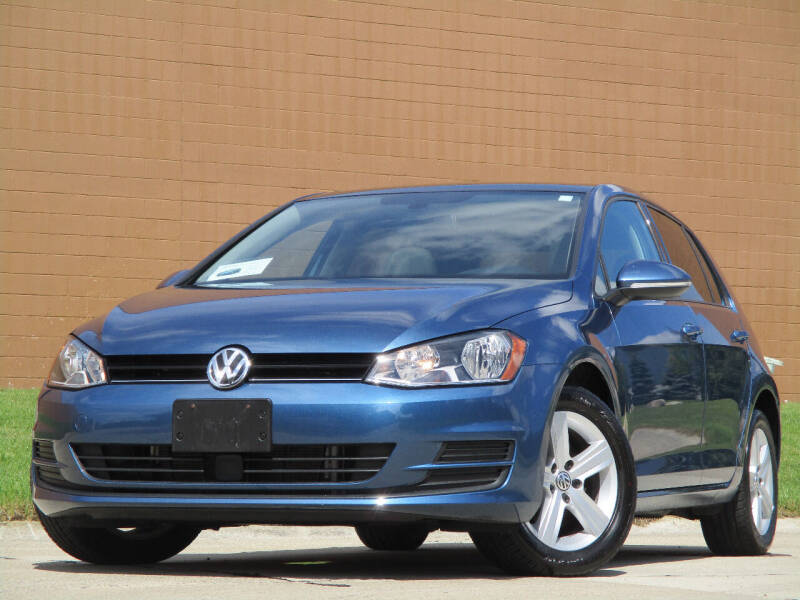 2017 Volkswagen Golf for sale at Autohaus in Royal Oak MI