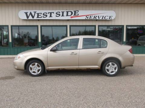 2006 Chevrolet Cobalt for sale at West Side Service in Auburndale WI