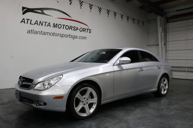 2006 Mercedes-Benz CLS for sale at Atlanta Motorsports in Roswell GA
