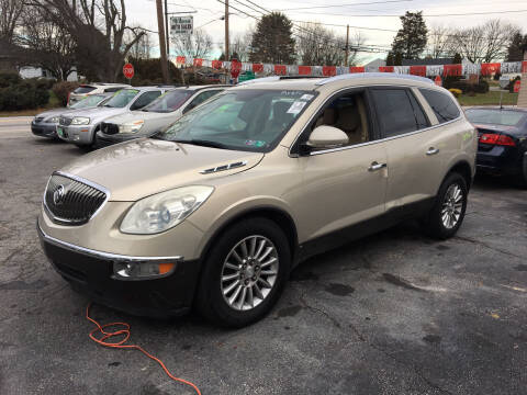 2009 Buick Enclave for sale at McNamara Auto Sales - Dover Lot in Dover PA