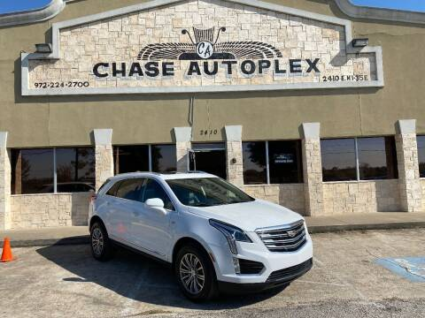 2019 Cadillac XT5 for sale at CHASE AUTOPLEX in Lancaster TX