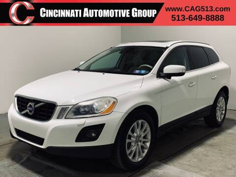 2010 Volvo XC60 for sale at Cincinnati Automotive Group in Lebanon OH