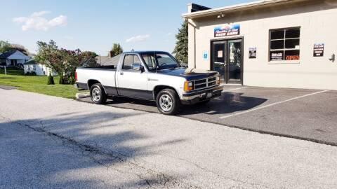 1988 Dodge Dakota for sale at Hackler & Son Used Cars in Red Lion PA