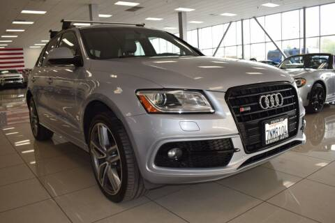 2016 Audi SQ5 for sale at Legend Auto in Sacramento CA