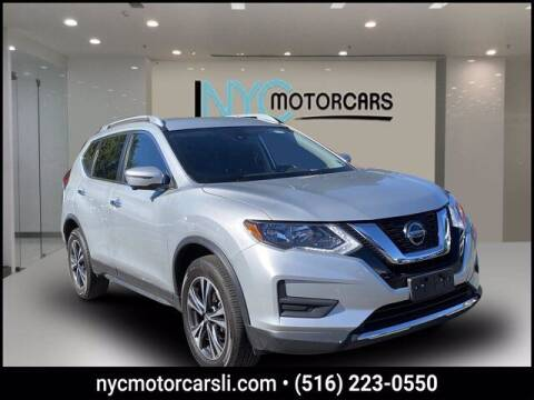 2019 Nissan Rogue for sale at NYC Motorcars in Freeport NY