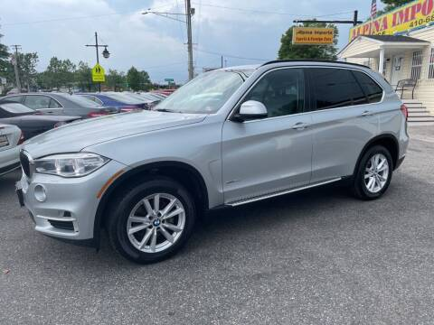 2015 BMW X5 for sale at Alpina Imports in Essex MD