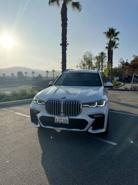 2019 BMW X7 for sale at HKM Exotics in Corona CA