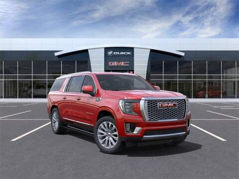 2021 GMC Yukon XL for sale at Bob Clapper Automotive, Inc in Janesville WI