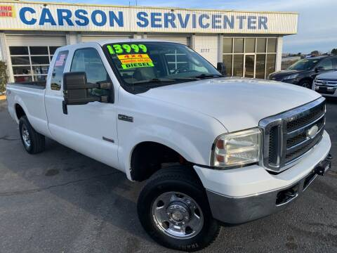 2005 Ford F-250 Super Duty for sale at Carson Servicenter in Carson City NV